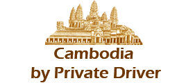Cambodia By Driver Logo